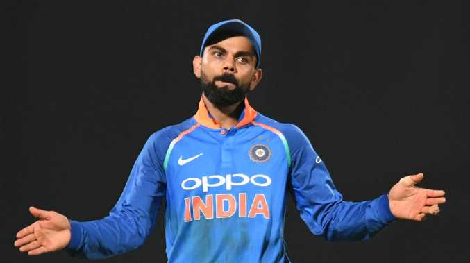 Indian captain Virat Kohli has landed in controversy after an incredible attack.