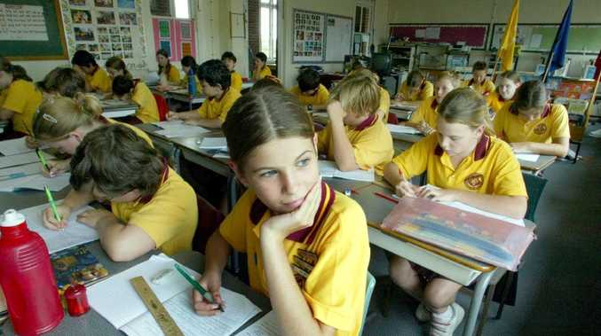 Support staff at state schools across Queensland will walk off the job on Monday..
