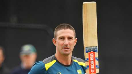 Shaun Marsh will replace D'Arcy Short at first drop. Picture: Getty