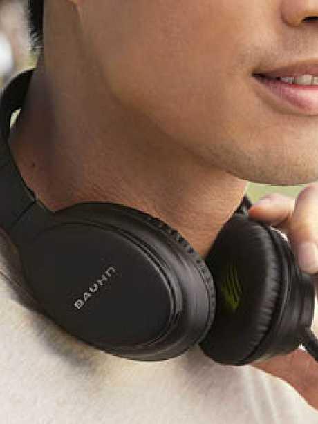 Bauhn noise cancelling headphones: $39.99.
