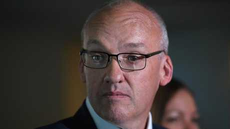 A senior Labor source tells news.com.au that Luke Foley is expected to resign this afternoon. Picture: AAP