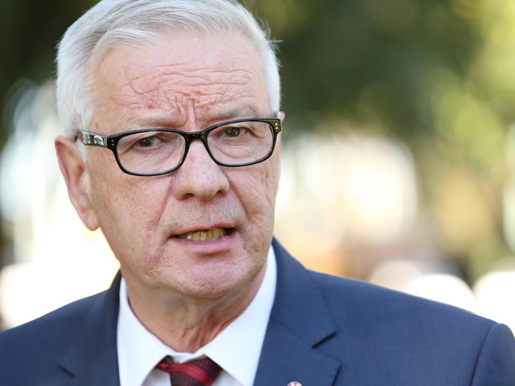 Labor Senator Doug Cameron. Picture: Lachie Millard