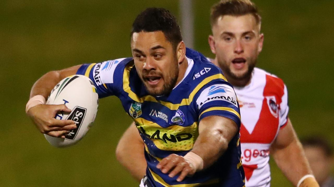 The Dragons are the only contender chasing Hayne. Photo by Cameron Spencer/Getty Images.