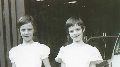 Vanessa Fowler nee Dickie and Allison Baden-Clay nee Dickie.