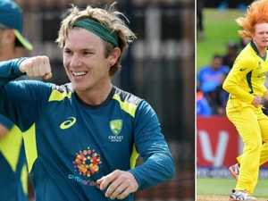 Zampa's chance to fight off ODI contenders