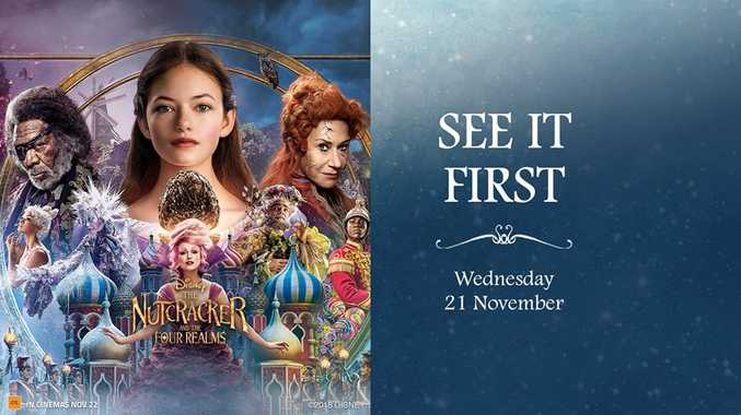 Nutcracker and the Four Realms Advanced Screening