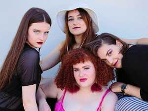 The Mamas, sassy ladies of fem-hop are coming to Mullum