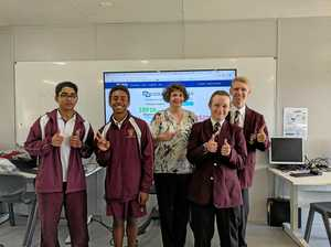 Perfect scores for computer science challenge