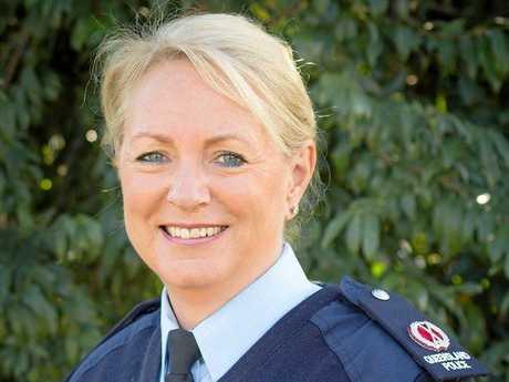 Australian Federal Police Assistant Commissioner Debbie Platz.