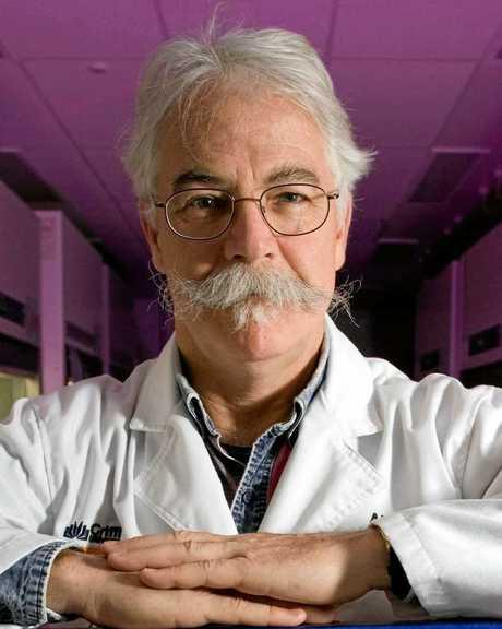 Professor Alan Mackay-Sim.