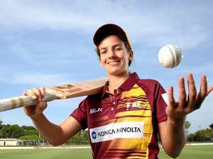 Mackay raised cricketer becomes youngest debutants for Fire