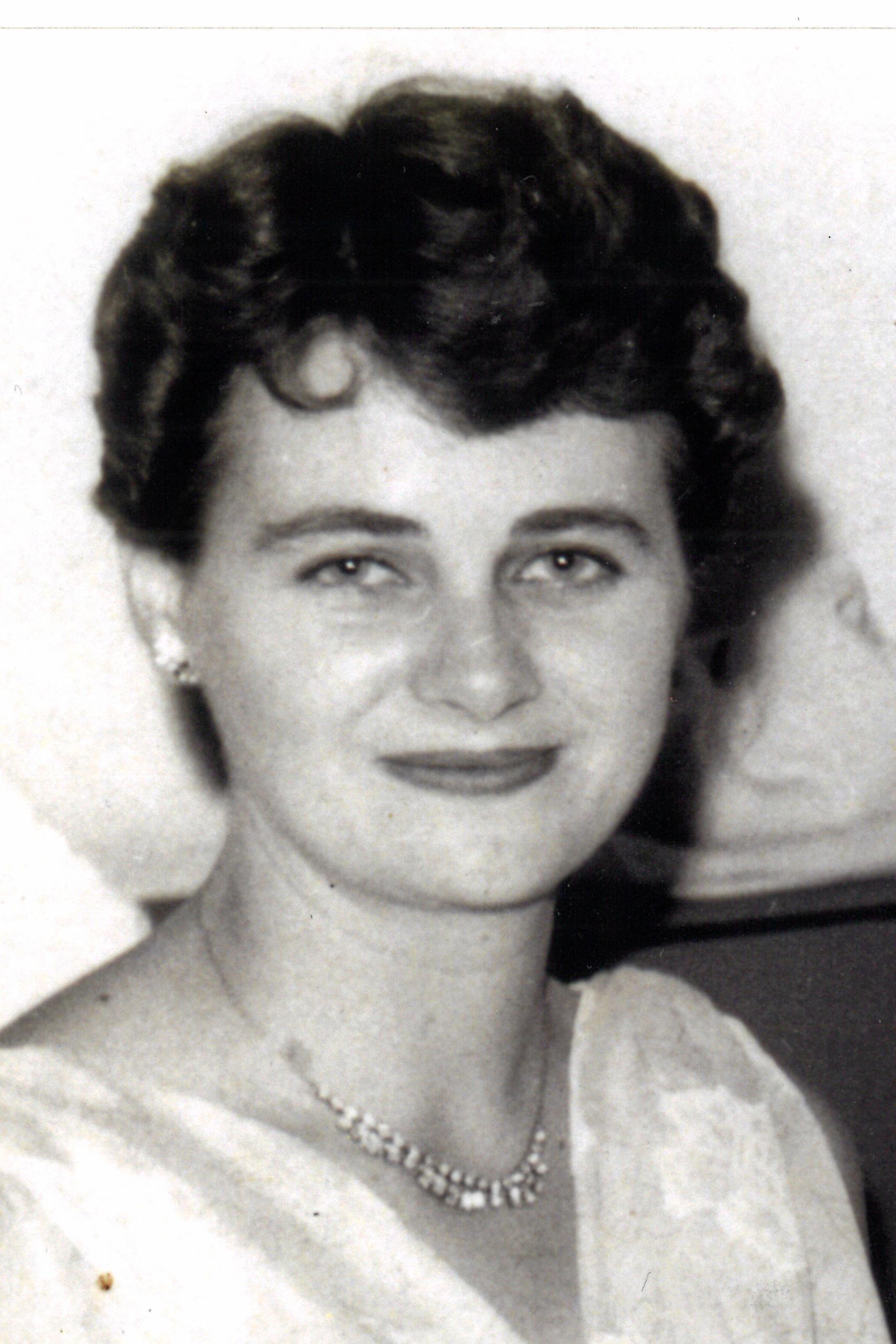 A young Carmel Gormley who had a lifelong love of animals