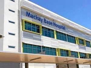 Mackay Base Hospital scores C- on report card