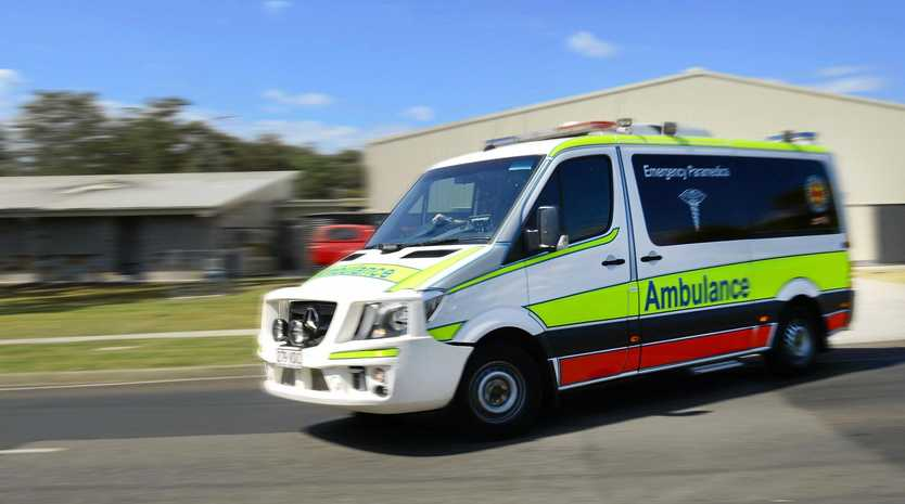 Two teenage girls were among four involved in a serious crash between Warwick and Toowoomba.