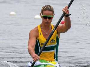 More comfortable in elite races, paddler aims for Tokyo