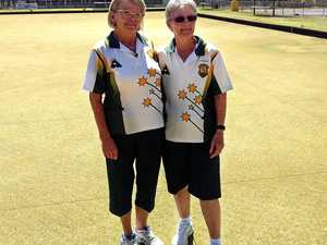 'Country bumpkins' almost play into lawn bowls folklore