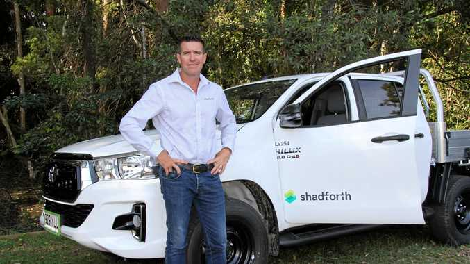 NEW NAME: Director of one of Queensland's largest privately owned civil contracting firms, Ray Shadforth.