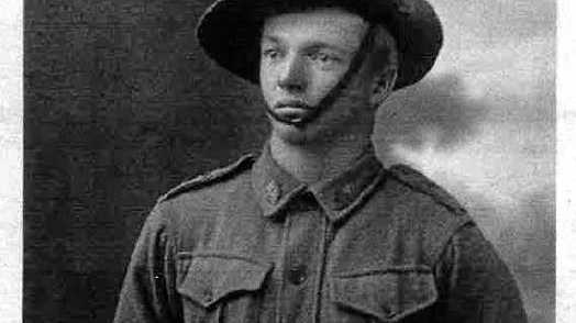 CENTENARY: Private George Oliver served in WWI from February 1915 to July 1919 and returned to Booyal after being captured as a prisoner of war in Belgium.
