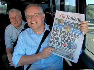 Fox Files: Prime Minister ScoMo in hot demand by Rocky media