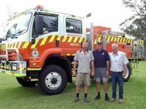 Teeing off for fire brigade fundraiser