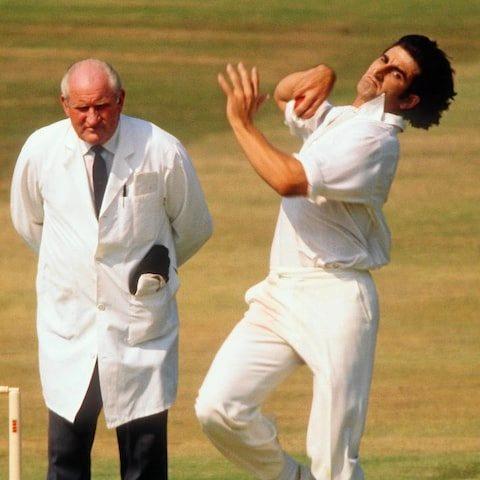 Len Pascoe in his prime.