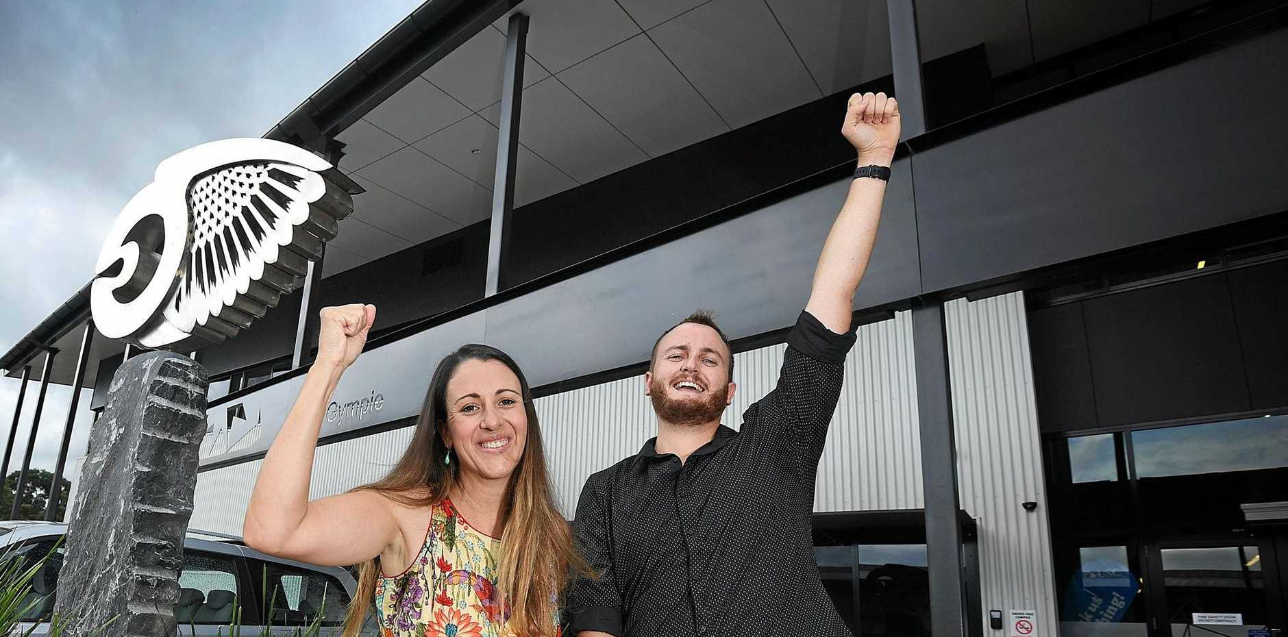 Students could soon be learning in an expanded USC campus at Gympie, as the State Government has offered a lease of the building to the university after a four-year fight.