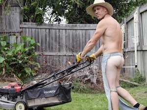 Naked gardening launches on Coast
