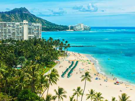 Waikiki? Well why not, when flights are only $199.