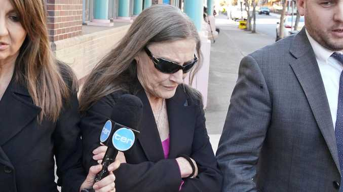 Dana Gray pleaded guilty in April to assaulting a resident while working at the Estia Health Epping facility in 2016. Picture: Ben Rushton