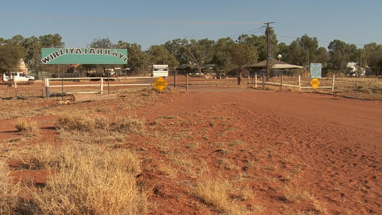 Wirliyajarrayi near Willowra in the area where the tragedy occured in remote Central Australia. Picture: Chris Tangey/Alice Springs Film and Television