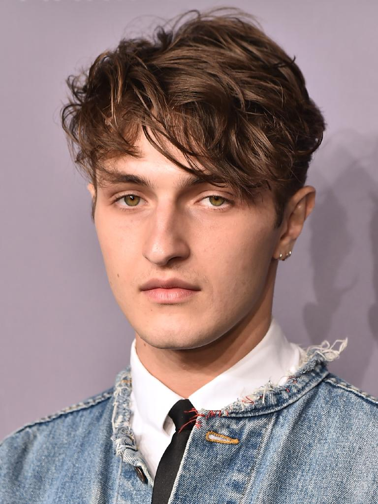Anwar Hadid is highly sought after as a model. Picture: Getty Images