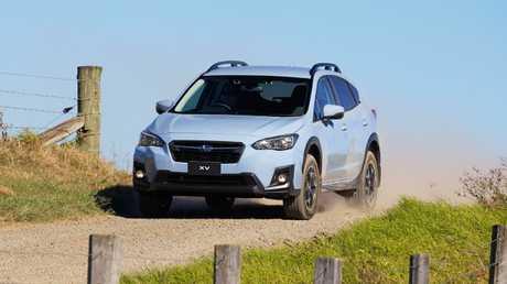 The Subaru XV comes at a massive price premium when compared to the Impreza hatch.