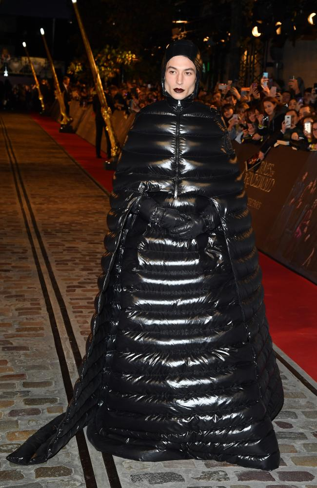 The fashion … it's too much. Picture: Getty