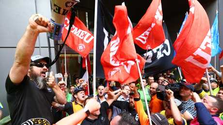 The CFMEU is not just an influential force within Queensland Labor but also within Ms Trad's own Left faction. Picture: Liam Kidston
