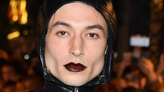 Ezra Miller. Picture: Getty