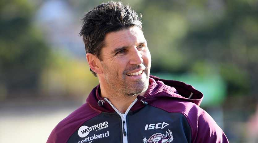 Former Manly Sea Eagles coach Trent Barrett has reportedly come to terms with the club over their separation.