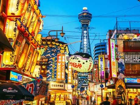 Osaka, here we come …