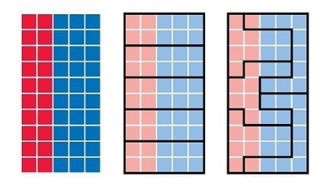 A complex process called 'gerrymandering' helped the Republicans snag more seats at the midterms. Here's how.