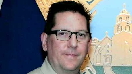 Undated photo of Sheriff's Sgt. Ron Helus, who was killed on Wednesday, November 7, 2018, in a deadly shooting at a country music bar in Thousand Oaks, California. Picture: Ventura County Sheriff's Department via AP
