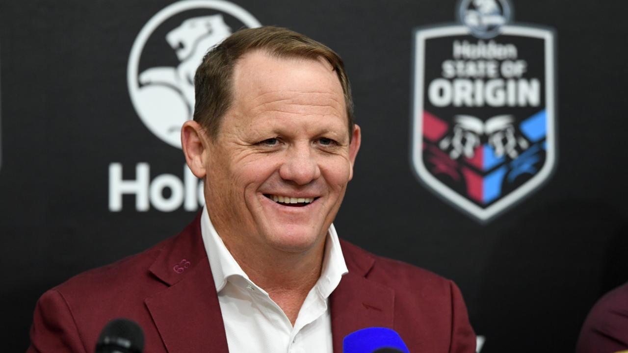 Walters wants to focus on his mission with Queensland. Picture: Joe Castro/AAP