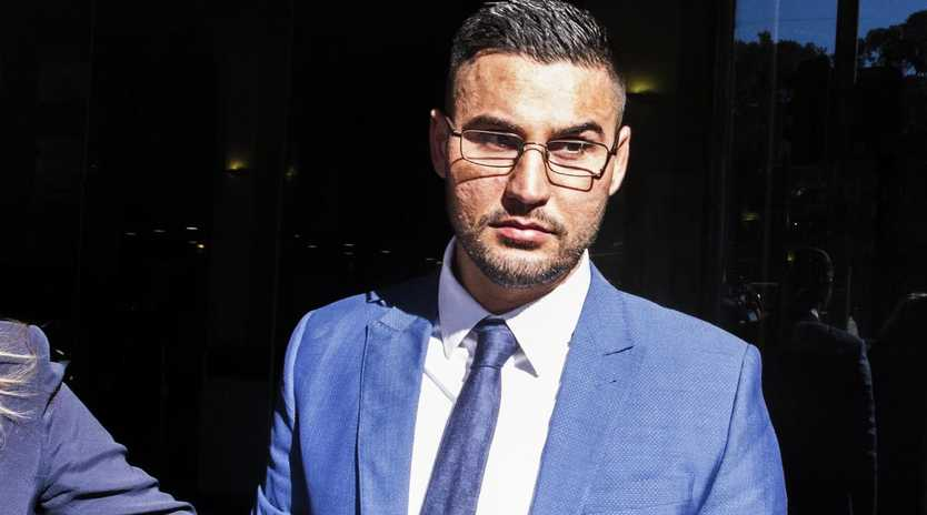 Salim Mehajer has been denied bail again. Picture: Jenny Evans