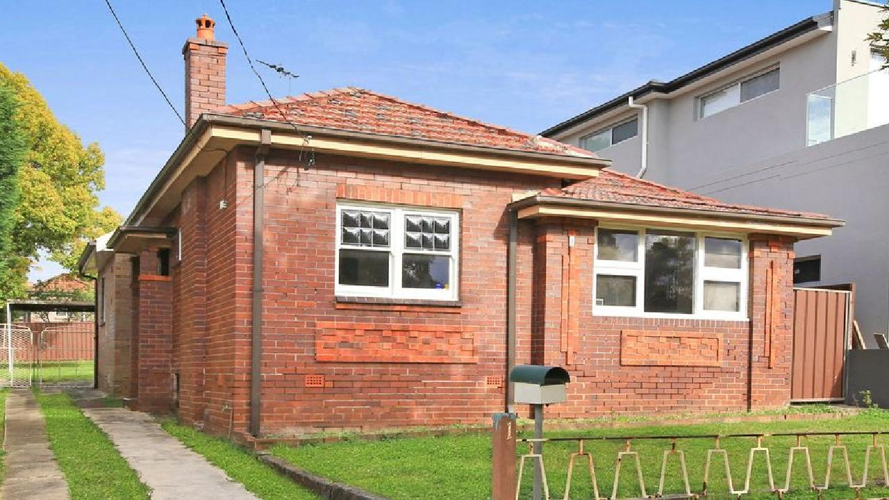 This home on Heber St, Hurstville sold in August for $74,000 less than the price the owners paid in 2014.