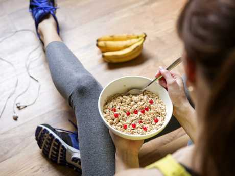 Researchers found we burn the most calories resting in the afternoon than in the morning.