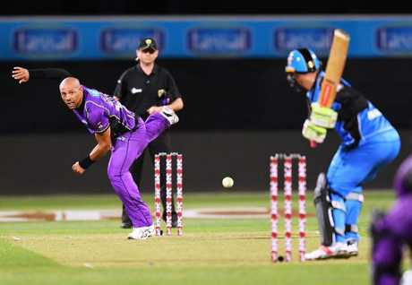 Tymal Mills is in good form.