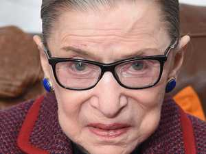 Ruth Bader Ginsburg suffers nasty fall