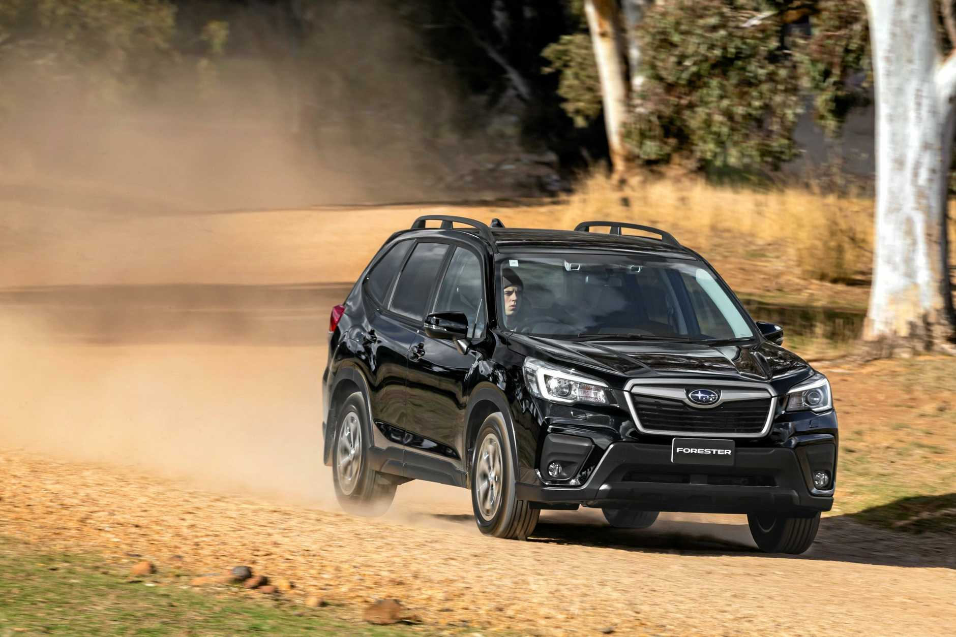 The Subaru Forester MY19 variants offer improved space and functionality.