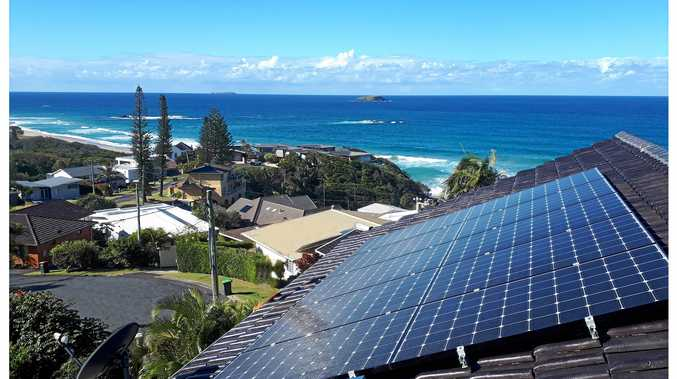 BEST IN THE BUSINESS: Solar Powered Homes has honed its skills over the past 15 years to deliver the highest quality installations while providing back-up service and support to its valued customers.