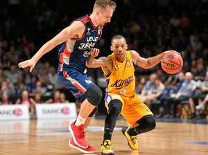 Bogut's Kings snap long losing streak against Adelaide 36ers