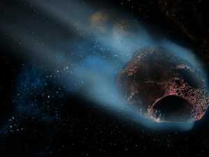 Earth set for asteroid 'close call'