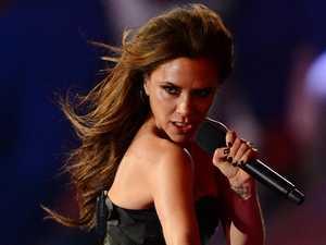 Posh hinting at Spice Girls reunion